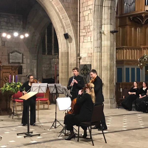 NEW Sinfonia Quartet